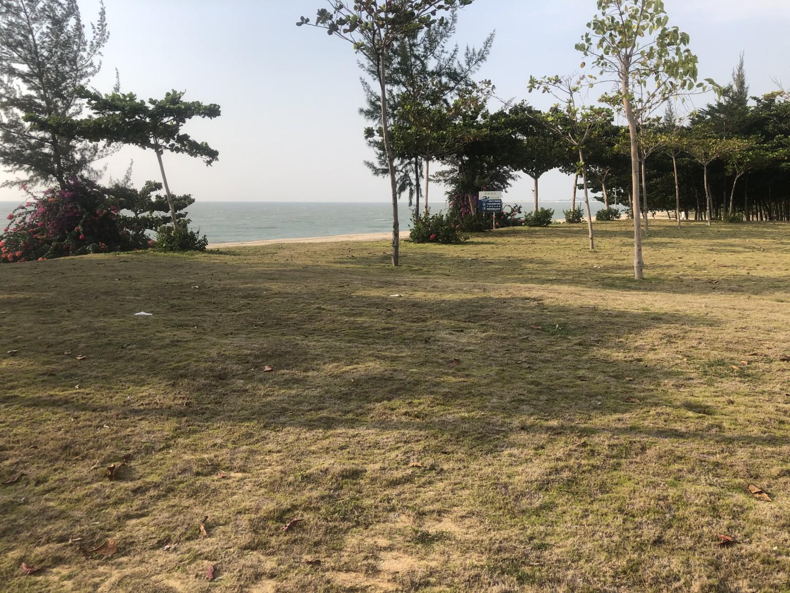龙沐湾一期小区实景